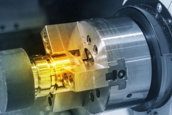 JBK's metal turning capabilities