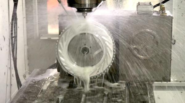 JBK Manufacturing precision machining.